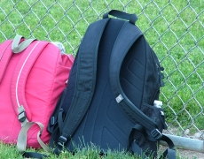 Backpack Safety to Avoid Back & Neck Pain