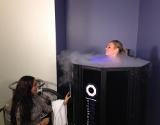 Examining Effects of Whole Body Cryotherapy